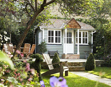 Darling Cottage, Shingled Cottage, Living In Small Spaces, Getaway From It  All,