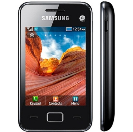 Samsung launches new dual-SIM handset ~ Spi Mobile