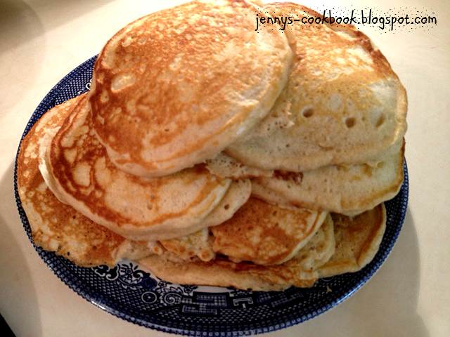 how to make pancakes with all purpose baking mix