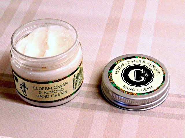 sweet cecily's hand cream