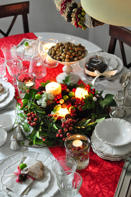 Nasz pomysł na tegoroczny świąteczny stół