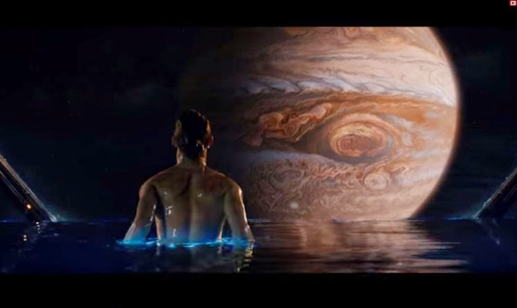 El Destino de Júpiter - pelicula