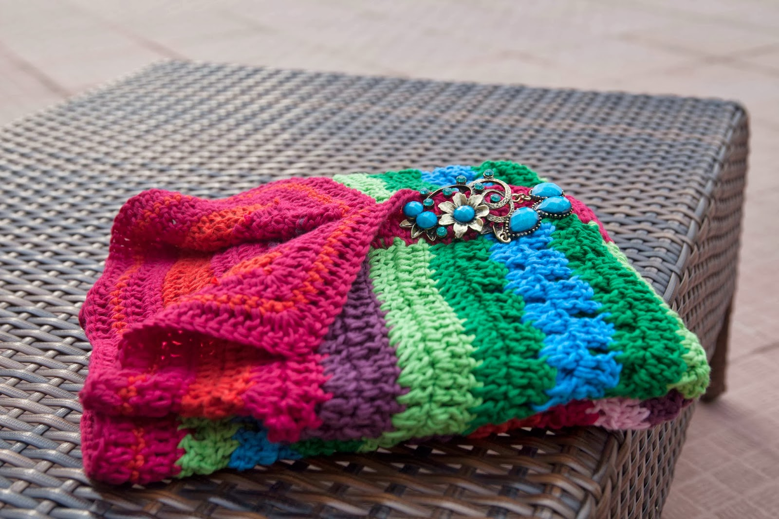 Crochet Patterns Using Cotton Yarn : crochet rockstar: Balinese Cotton Yarns