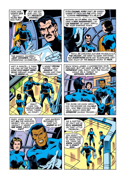 Captain America (1968) Issue #188 #102 - English 11