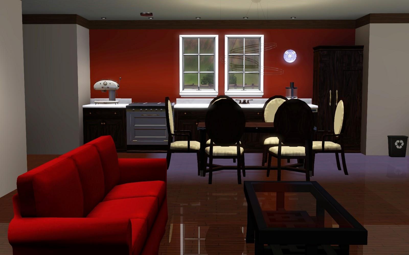 Sims 3 Stories: Murano\'s Mirror Floors