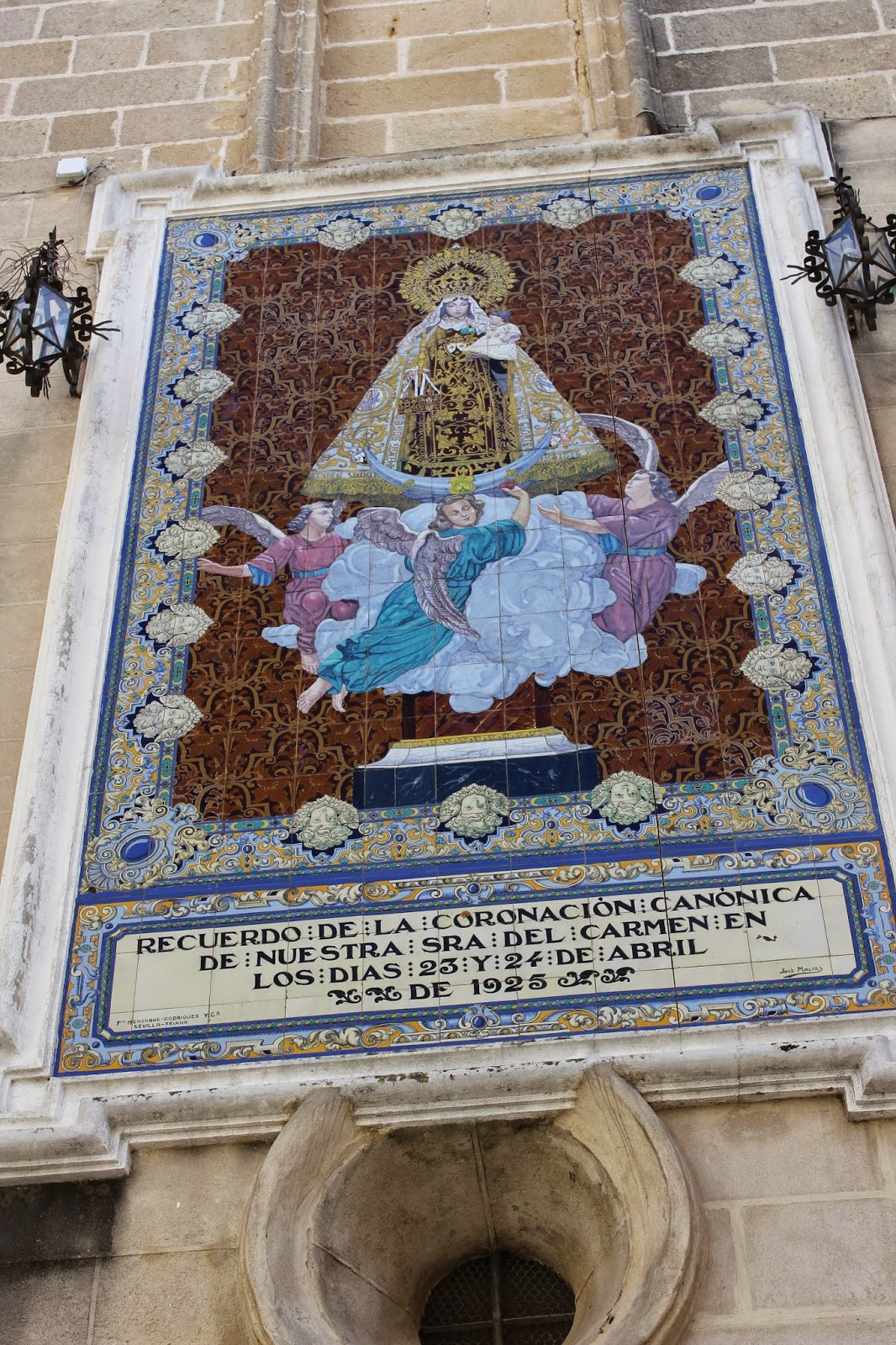 Maravillas ocultas de espa a ciudades gaditanas iii for Azulejos cadiz