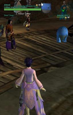 GW2 Guild Wars 2 quaggan calf