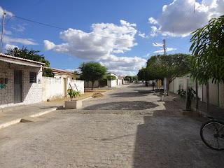 Rua de São Mamede PB.