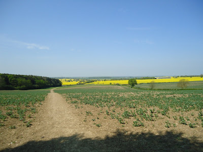 The Countryside in April