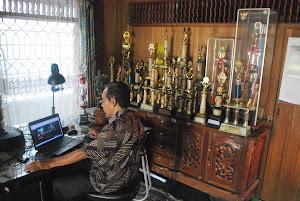 Monitoring Kegiatan CR