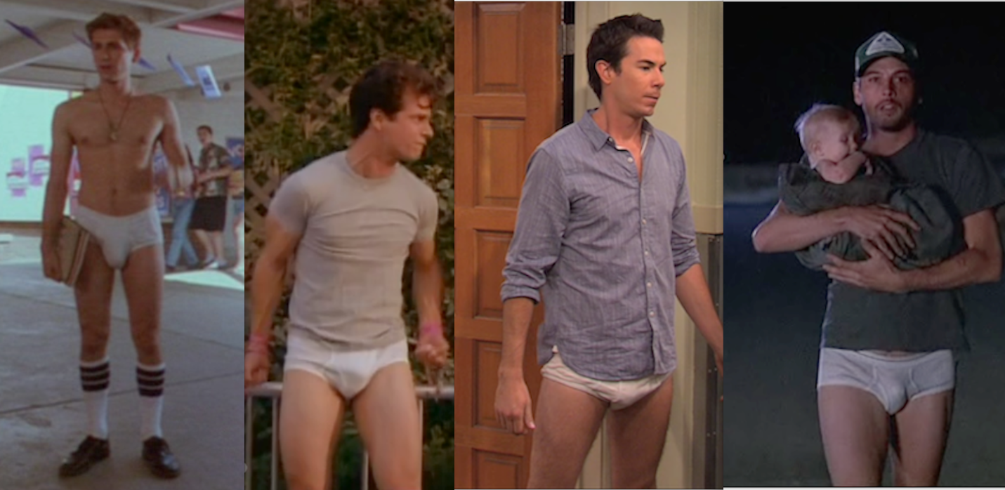 Adam's Male Celebrities (Generally) In Tighty Whities.