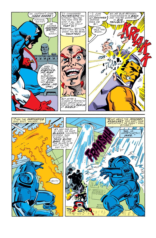 Captain America (1968) Issue #354 #286 - English 20