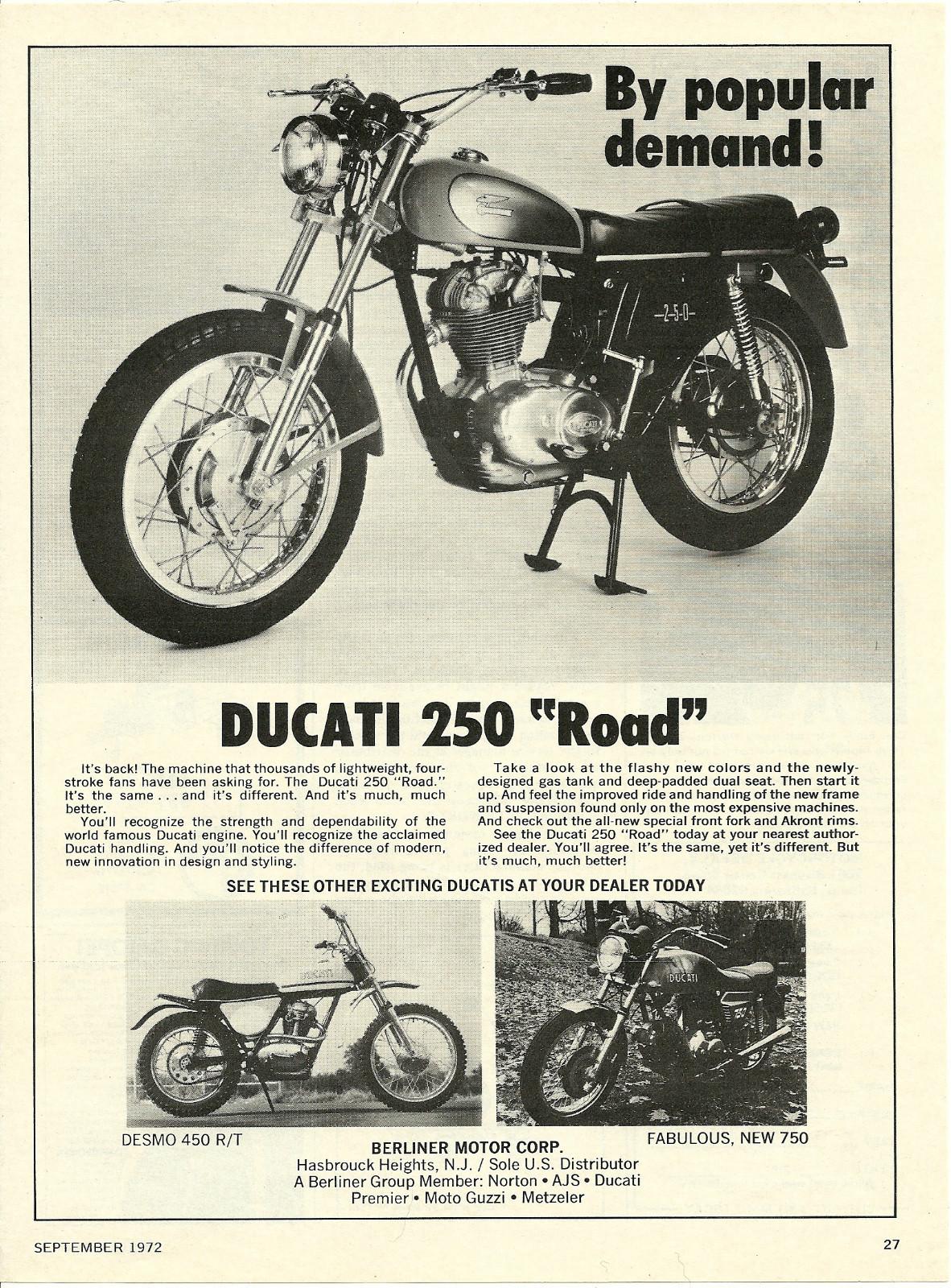 Vintage Motorcycle Magazine 27