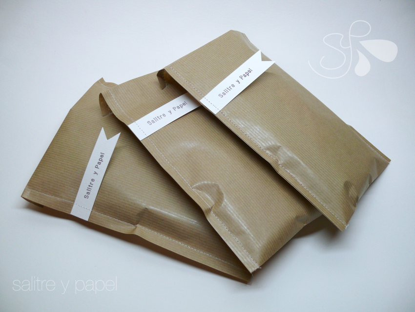 packaging salitre y papel