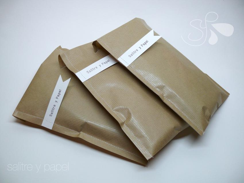 packaging salitre y papel