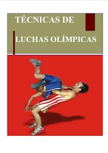 TÉCNICAS DE LUCHAS OLÍMPICAS