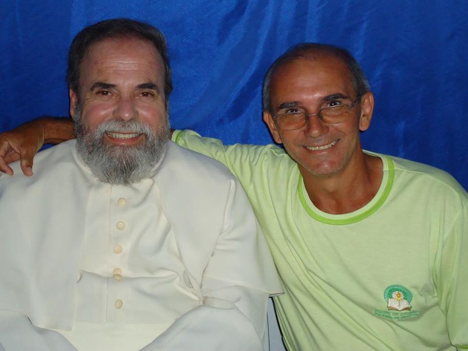 COORDENADOR PAROQUIAL DO TERÇO DOS HOMENS E PADRE ANTONIO MARIA