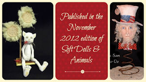 Published in Soft Dolls and Animals