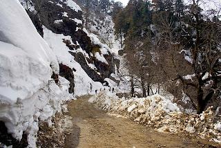 Jalori pass Himachal Pradesh