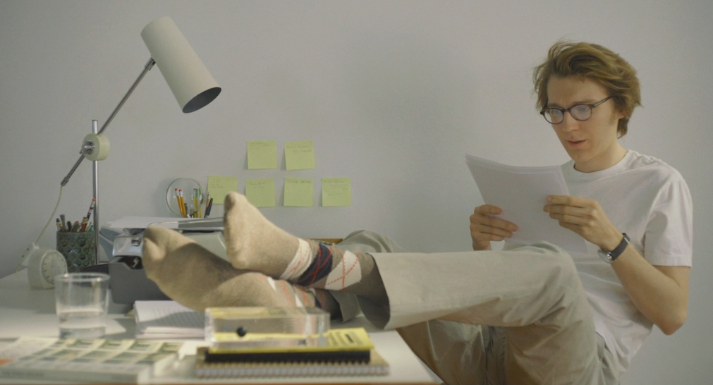 Paul Dano as Calvin Weir-Fields, Ruby Sparks