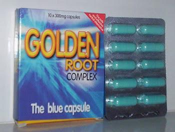الجذر الذهبي Golden Root بعد تحليلها اتضح انها تحتوي على فياجرا من النوع الهندي الرديئ و الرصاص