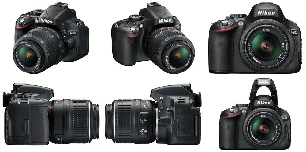 Harga dan Spesifikasi Kamera Digital Nikon D5100