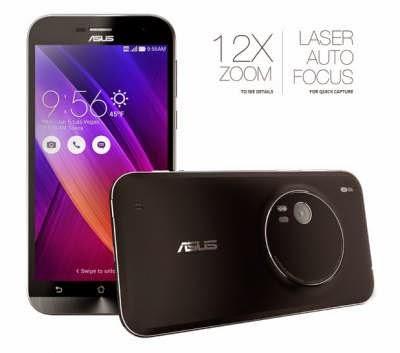 Spesifikasi Asus ZenFone Zoom (ZX550)
