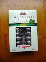 Chocolate con Menta de Tienda Inglesa