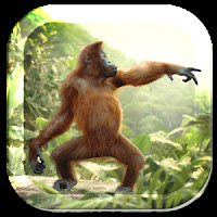 Download Dancing Monkey HD Live Wallpaper v6.0 Apk For Android
