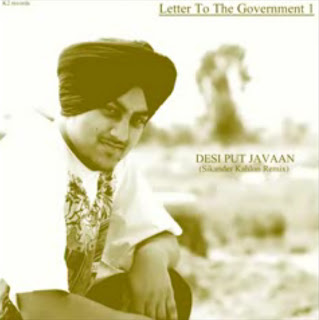 Desi Put Javaan - Bohemia (Sikander Kahlon Remix) mp3 free download desi hiphop rap music new punjabi rap by sikander kahlon