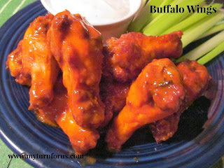 Buffalo Wings from My Turn (for us)