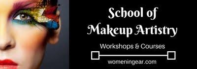Women In Gear: School of Makeup Artistry