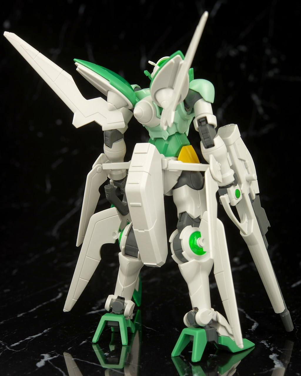 Gundam guy hgbf 1 144 gundam portent review by hacchaka for Portent reviews