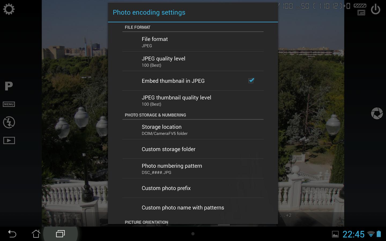Camera FV-5 v2.32 Apk - Android Kamera Uygulaması