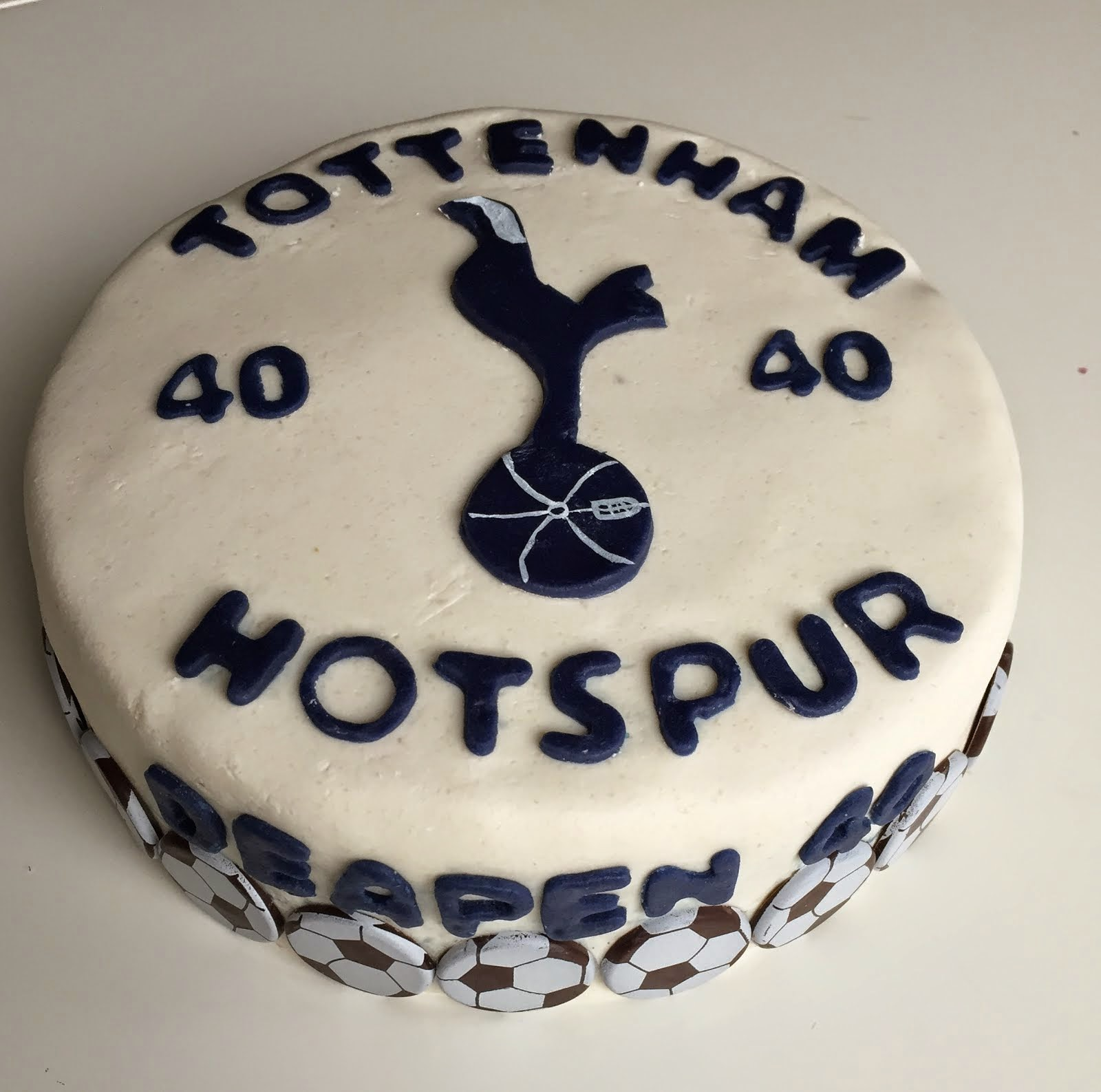 Tottenhamtårta