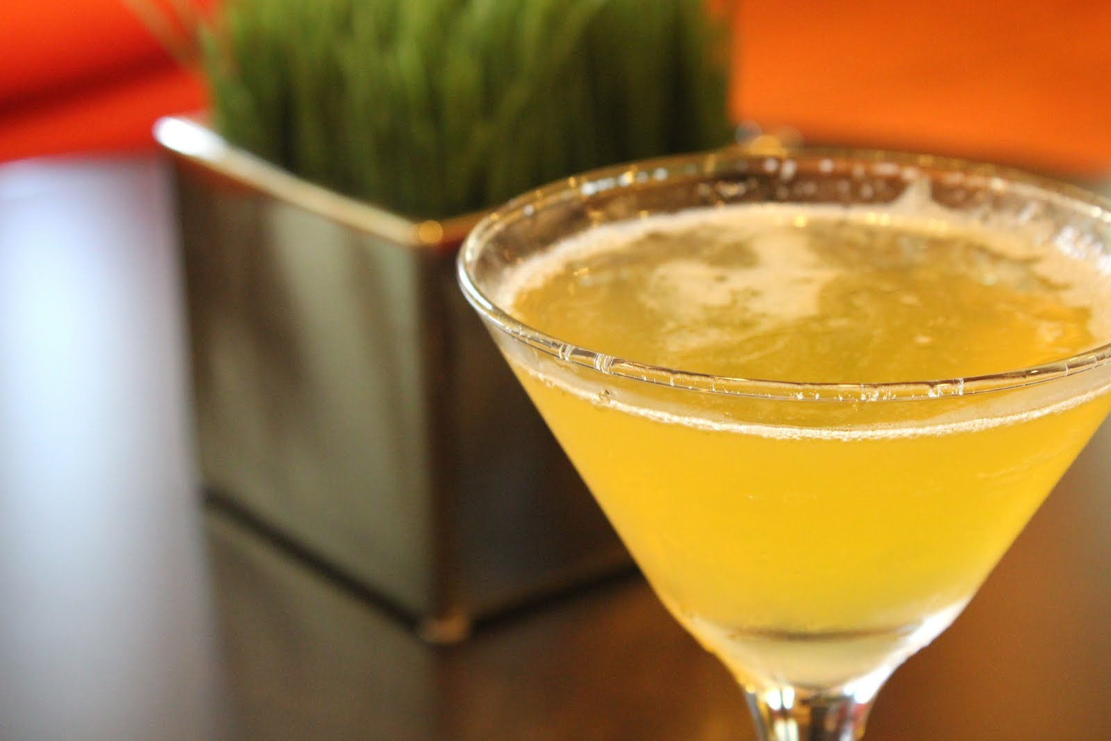 ValSoCal: Lemon Drop Martini