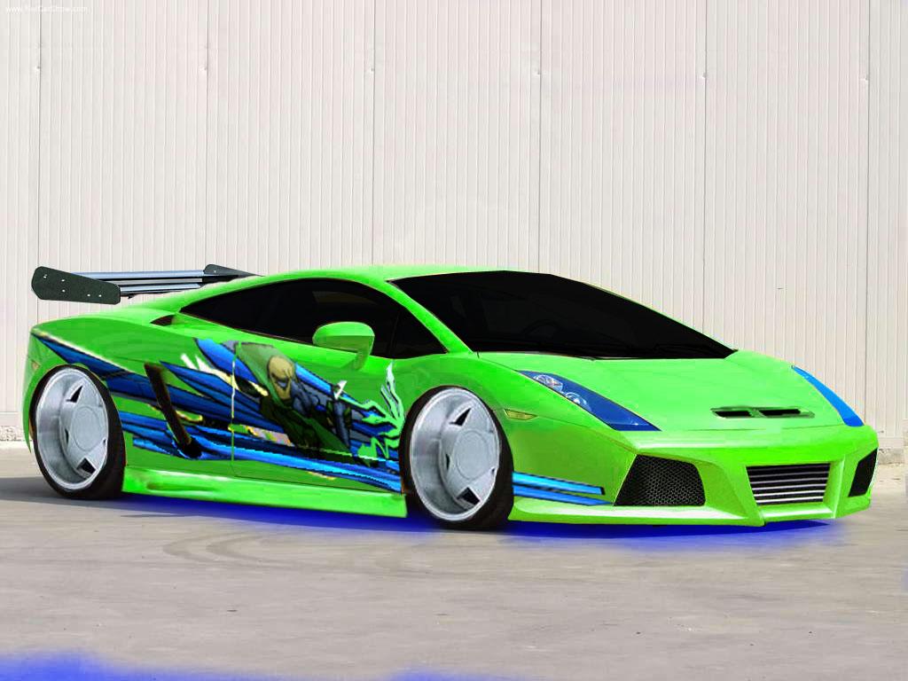 01 Car Wallpaper Lamborghini Cars