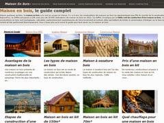 Guide sur la construction de maison en bois