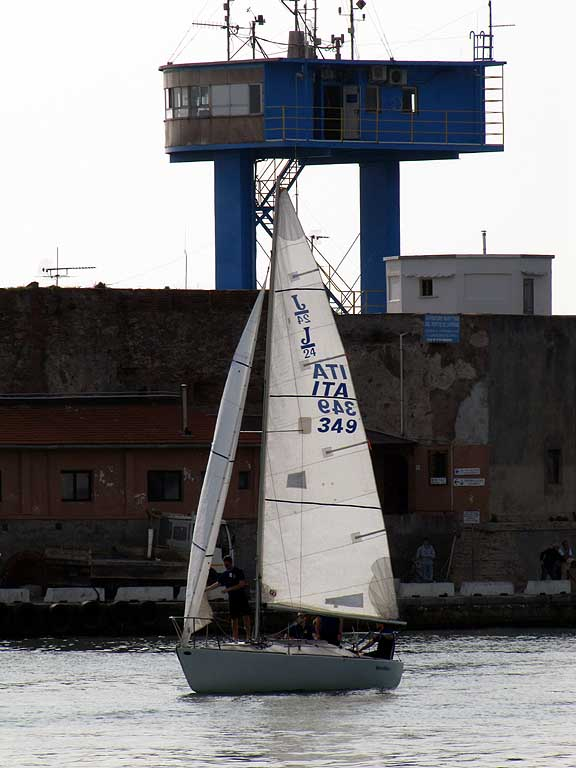 J/24, 28th TAN, Porto Mediceo, Livorno