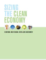 Clean Economy . . . . . . . Brookings Institute