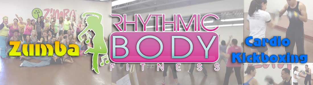 WELCOME TO RHYTHMIC BODY FITNESS!!