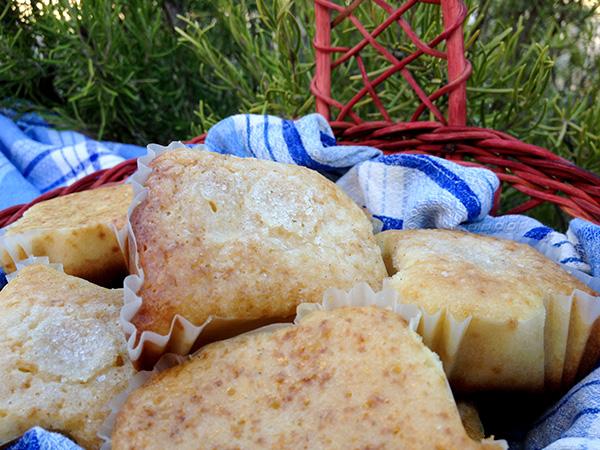 receta magdalenas caseras