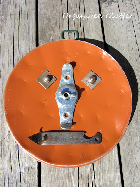 Cake Pan Junk Pumpkin