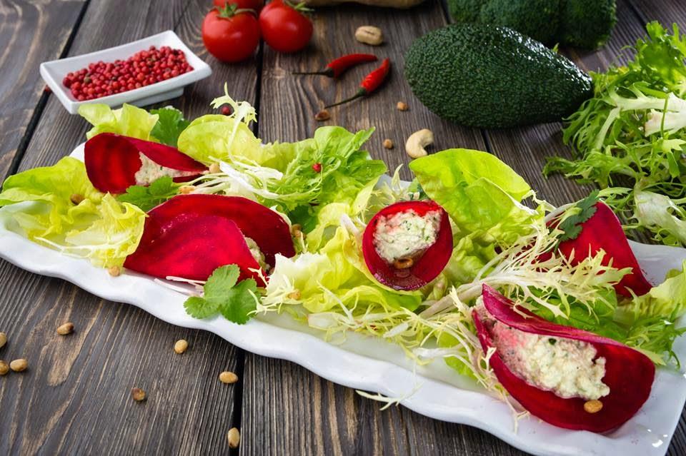 Салат из цукини рецепты