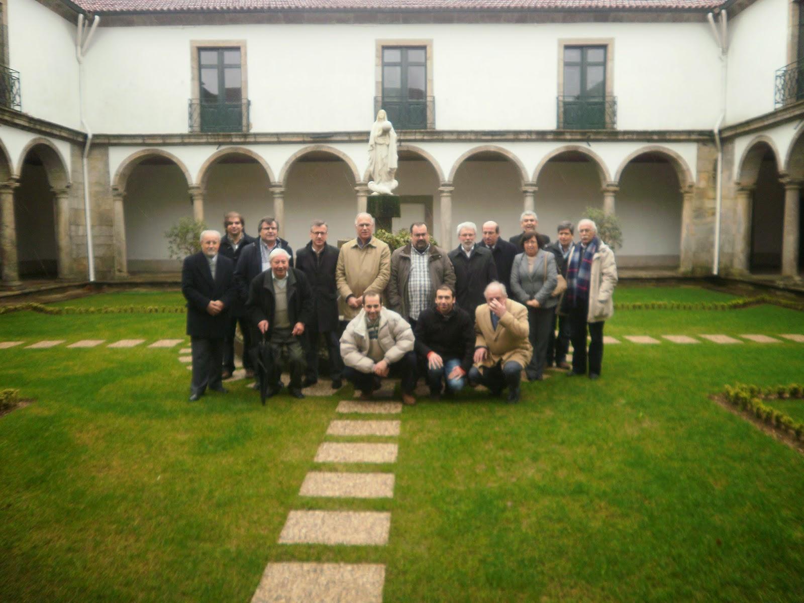 Grupo de Armistas participantes