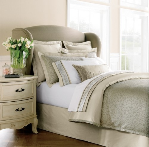 Decora y disena 20 dise os de cabeceras de cama tapizadas - Cabeceras de cama acolchadas ...