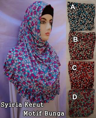 Grosir Jilbab Syiria Murah