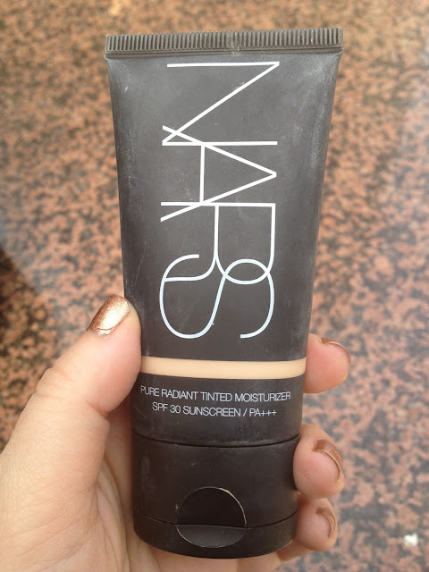 Nars Pure Radiant Tinted Moisturizer Review & Photos