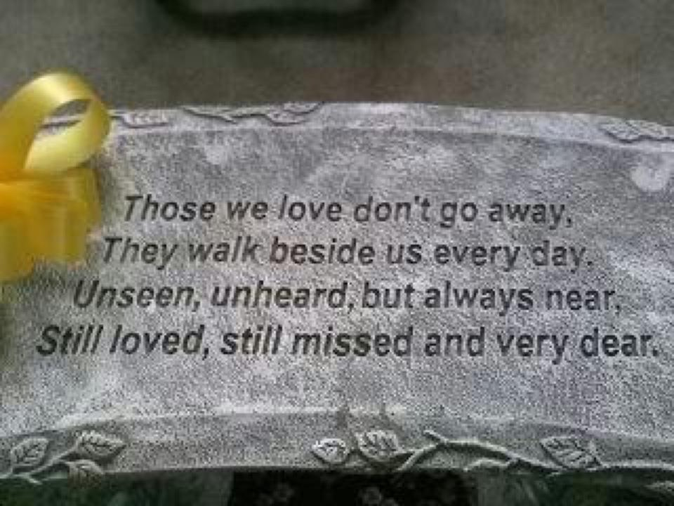 loved one passed away quotes