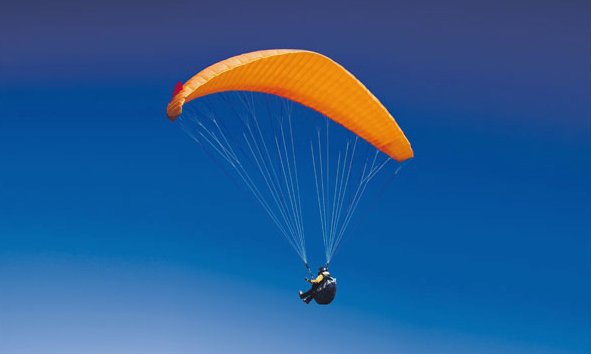 paragliding gliding and foot launched glider aircraft History and information about hang gliding and paragliding hang gliders and paragliders aircraft the first foot-launched hang glider flight took place in 1972.